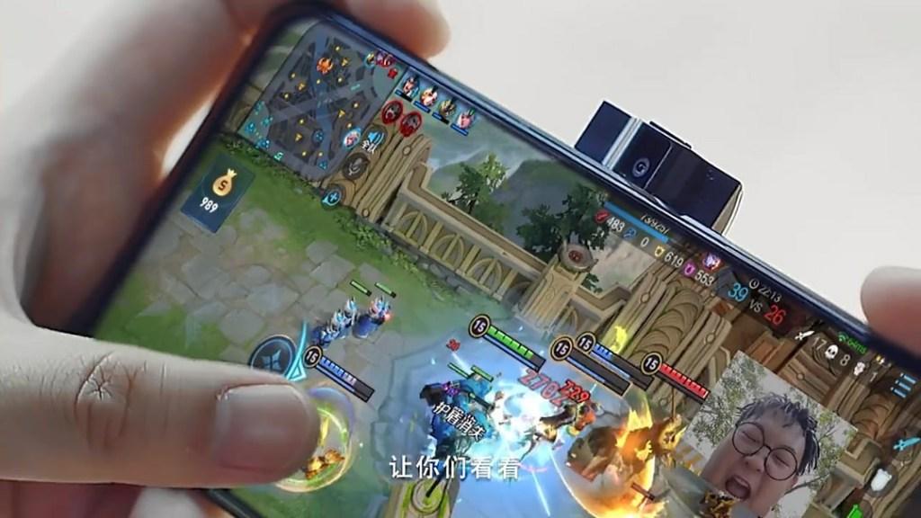 Lenovo Legion Gaming Phone Pro hands-on video