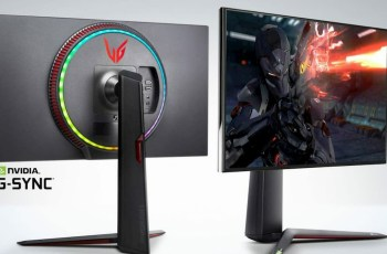 LG 27GN950 UltraGear 4K Gaming Monitor