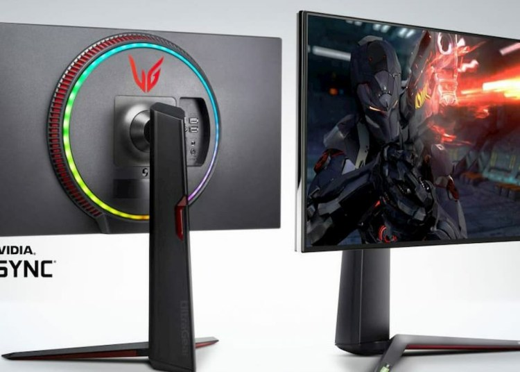 LG 27GN950 UltraGear 4K Gaming Monitor