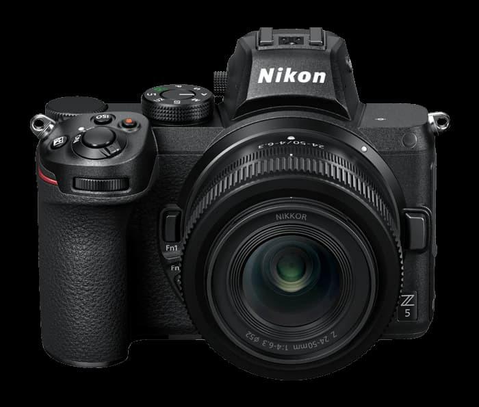 Nikon Z5 features