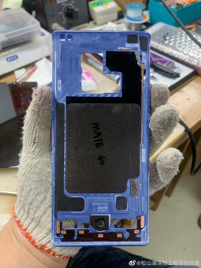 Huawei Mate 40 Mid-frame