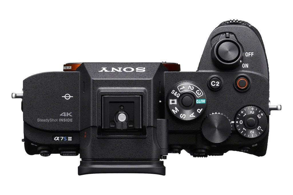 Sony A7S3 Key Features
