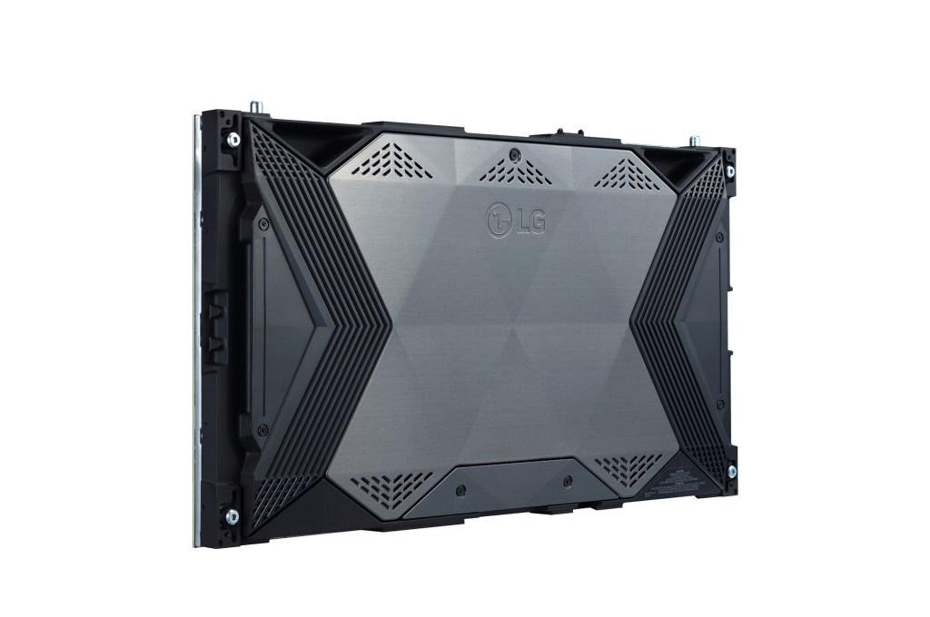 LG LSAB009 a 163-inch 4K Micro LED TV