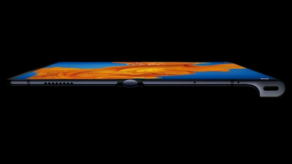 Huawei Mate X2 Display Specifications