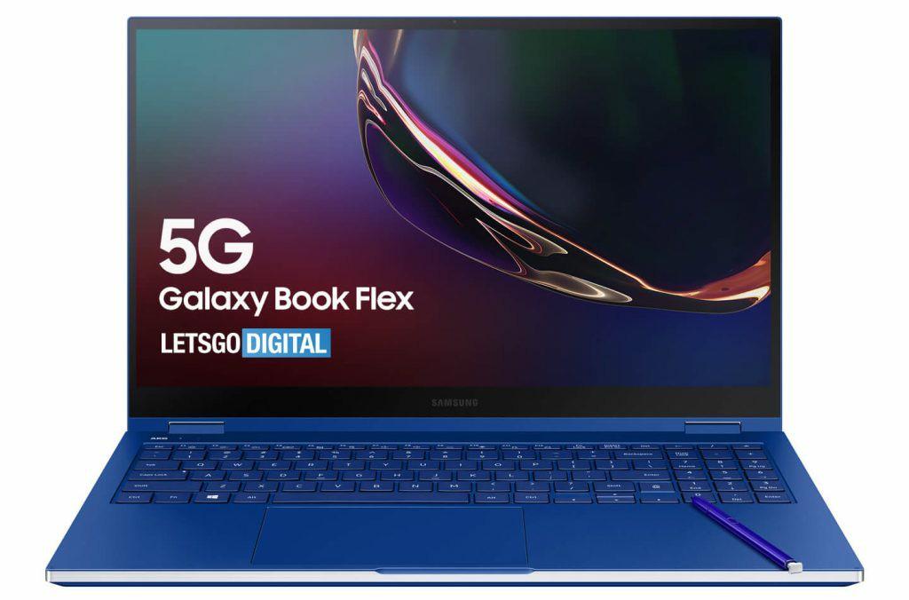 Samsung Galaxy Book Flex 5G