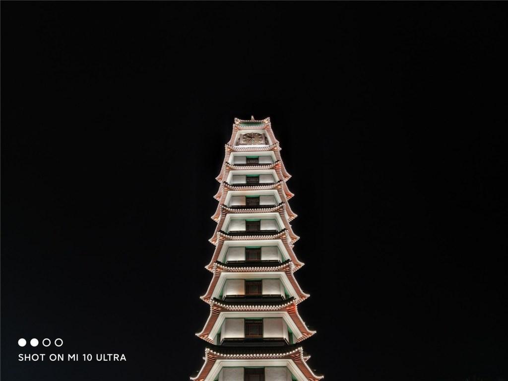 Mi 10 ultra 120x zoom camera sample