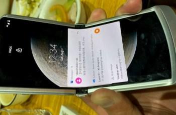 Motorola Razr 5G Release Date