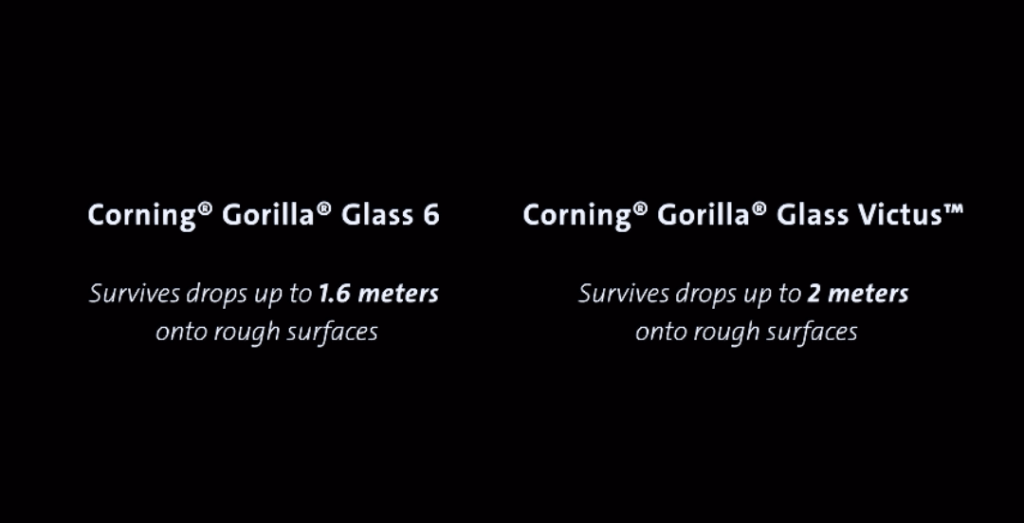 Gorilla Glass 6 vs 7