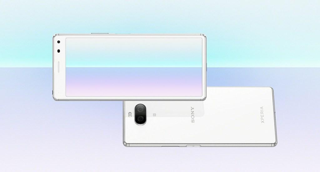 Sony Xperia 8 Lite white