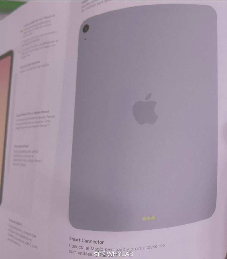 Apple iPad Air 4 User Manual