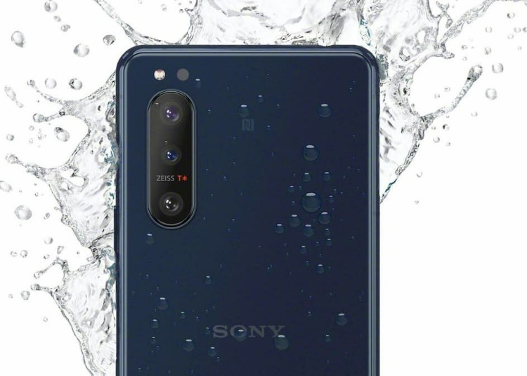 Sony Xperia 5 Mark 2 is water proof