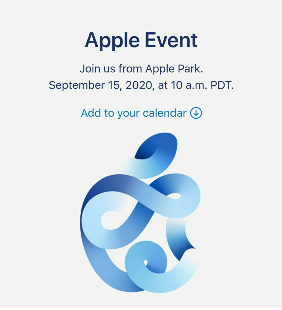 Apple Event For iPhone 12 Series and other is Scheduled