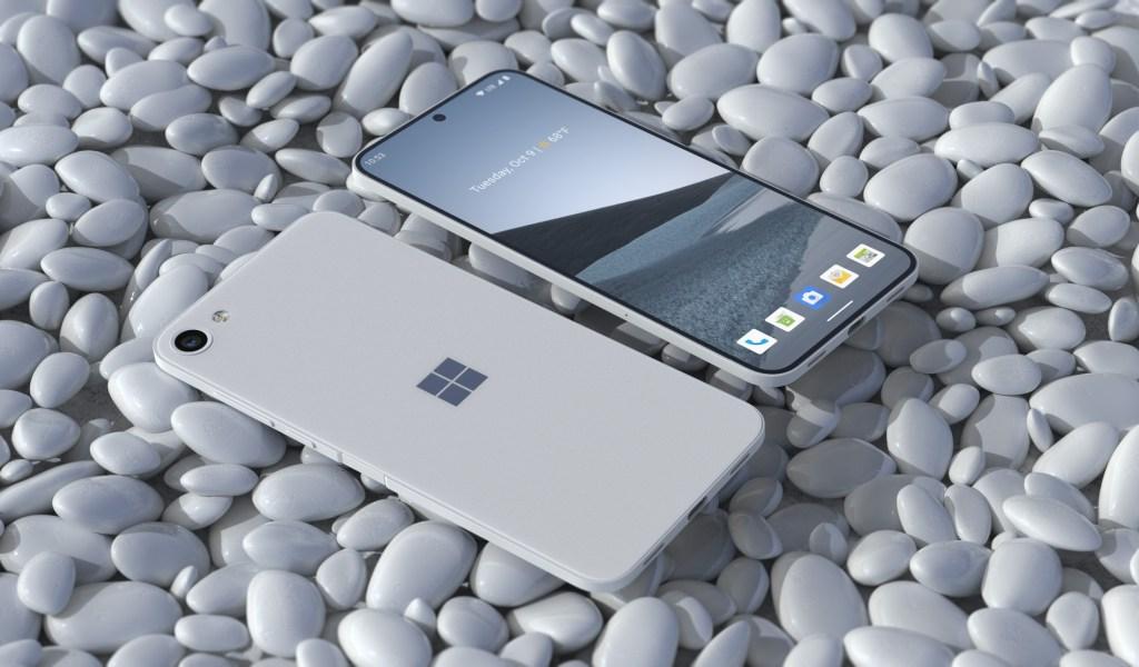 Microsoft Surface Solo Concept