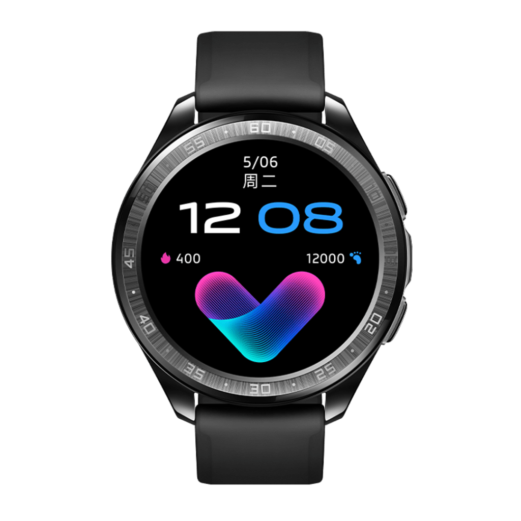 Vivo Watch 46mm Shadow Black