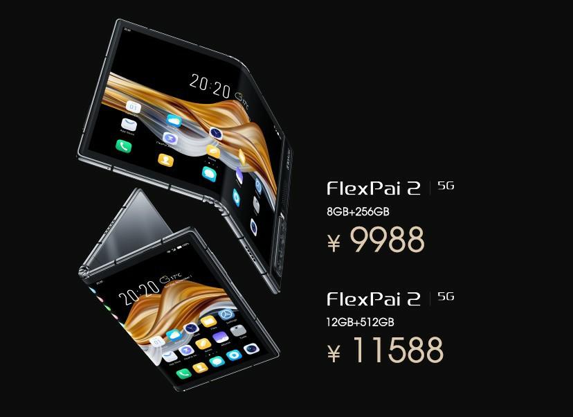 Royole FlexPai 2 Price