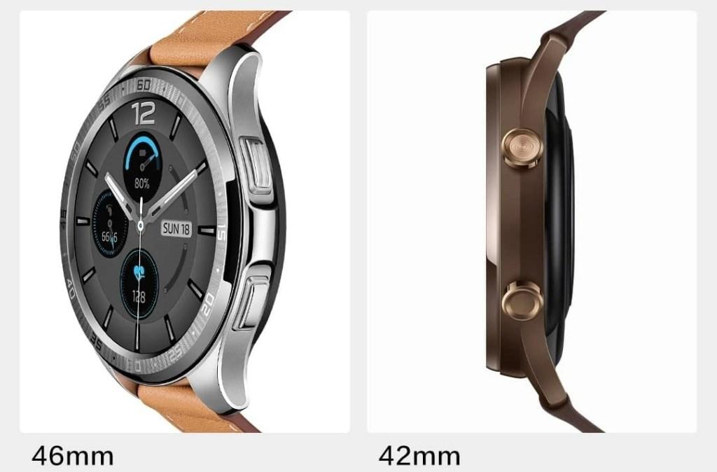 Vivo Watch 46mm vs 42mm