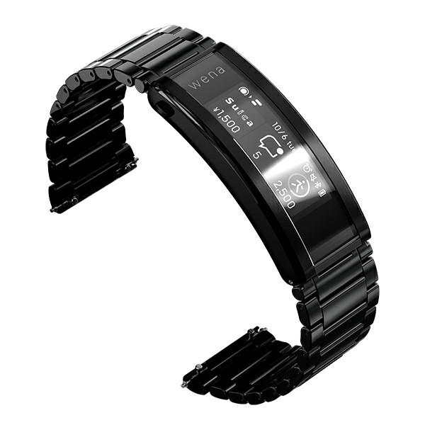 Sony Wena 3 Metal Watch Band