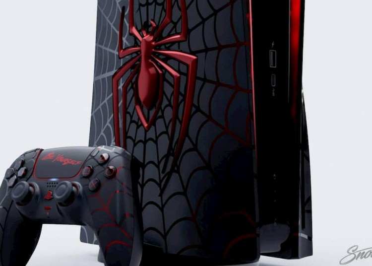 Sony PS5 Spider-Man Edition