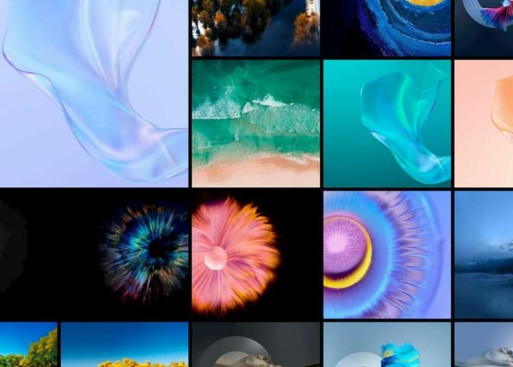 Download Huawei Mate 40 System Wallpaper