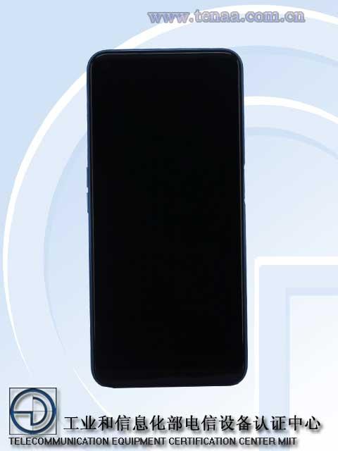 Oppo K7x appearance