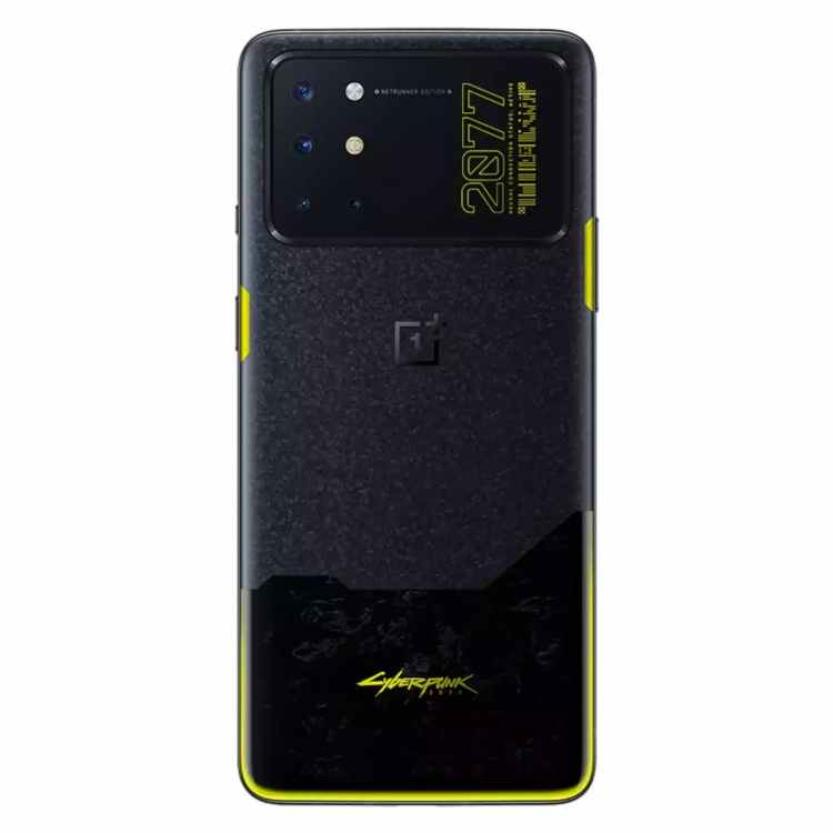 OnePlus 8T Cyberpunk Limited edition Official Rendering