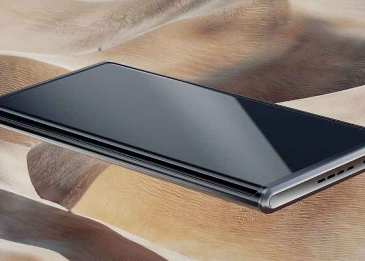Oppo X 2021 display supplied by BOE