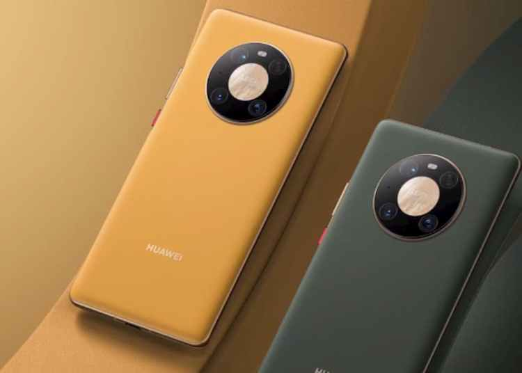 How long does it take Huawei to produce a phone?