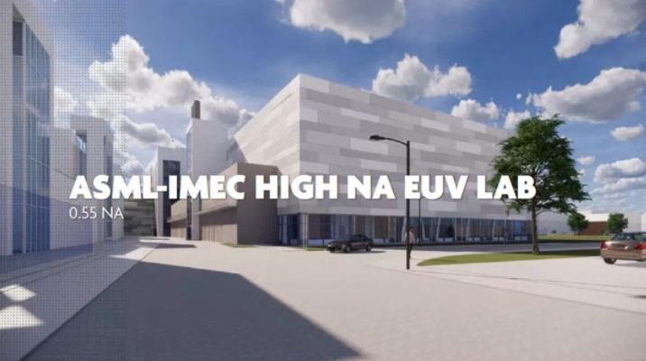 IMEC-ASML High NA EUV Laboratory