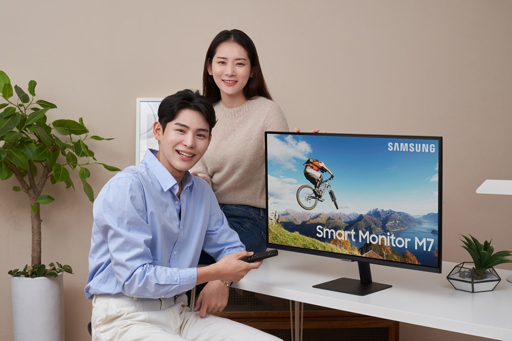 Samsung M5 and M7 Monitor
