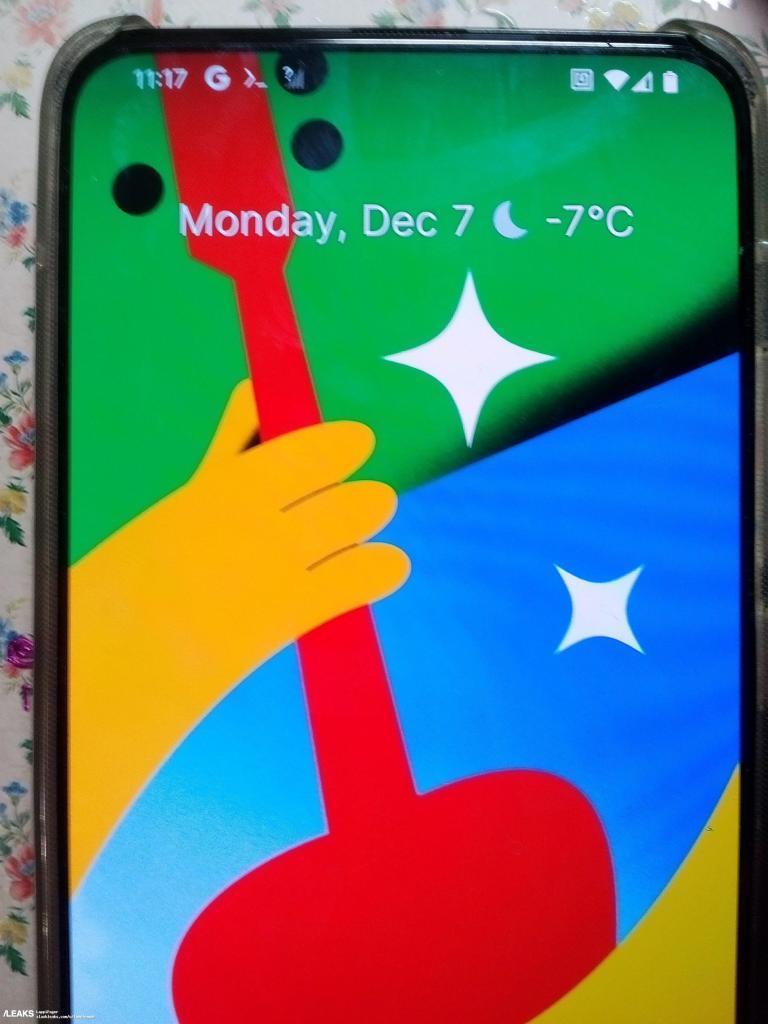 Google Pixel 5 Pro Live Photos