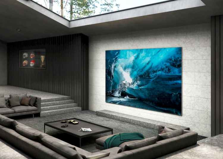 Samsung MicroLED TV 110-inch