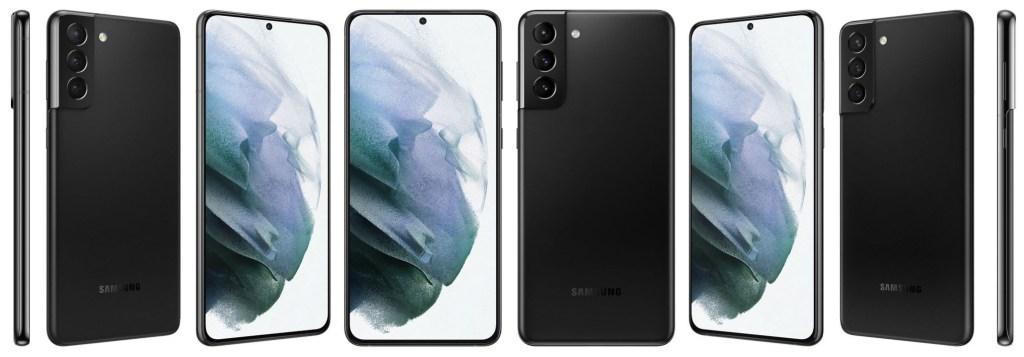 Samsung Galaxy S21 Plua Phantom Black