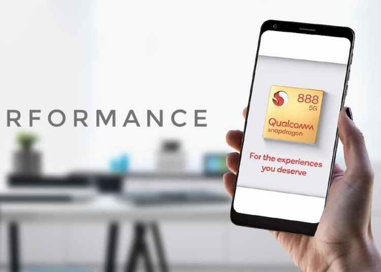 Qualcomm Snapdragon 888 Performance