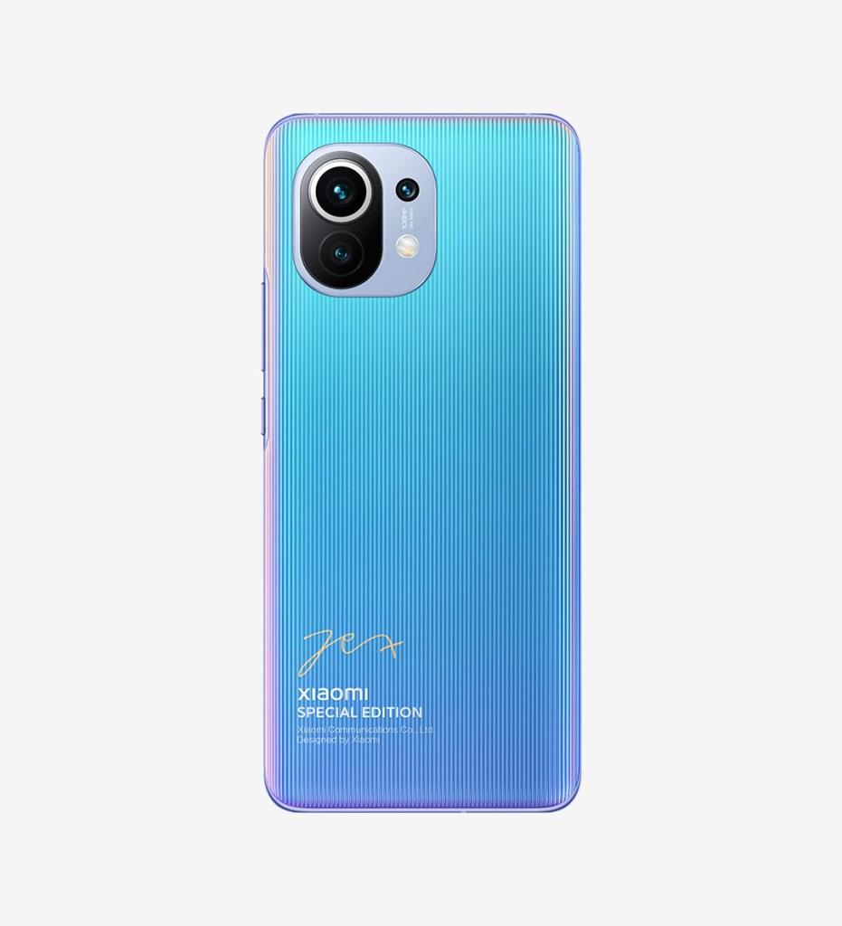 Xiaomi 11 Lei Jun Signature Edition