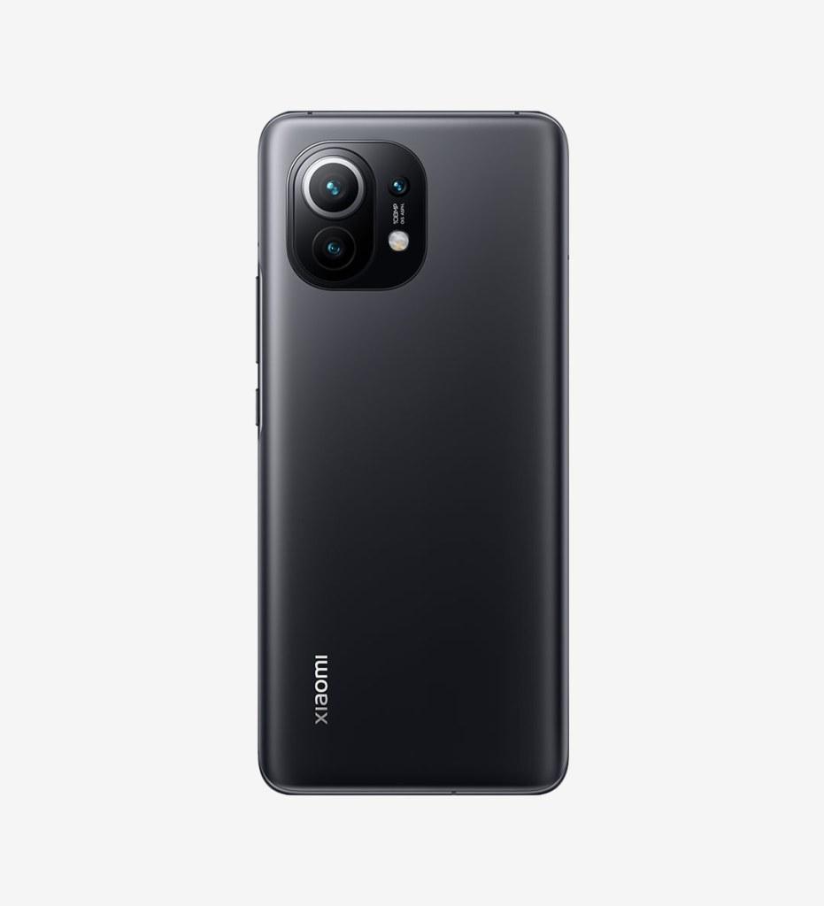 Xiaomi 11 Black AG Frost Glass