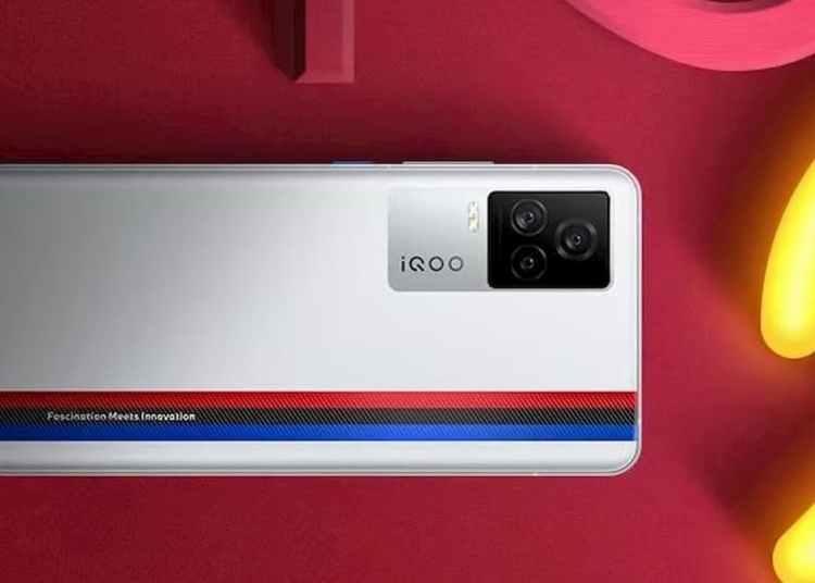 iQOO 7 120W Fast Charging
