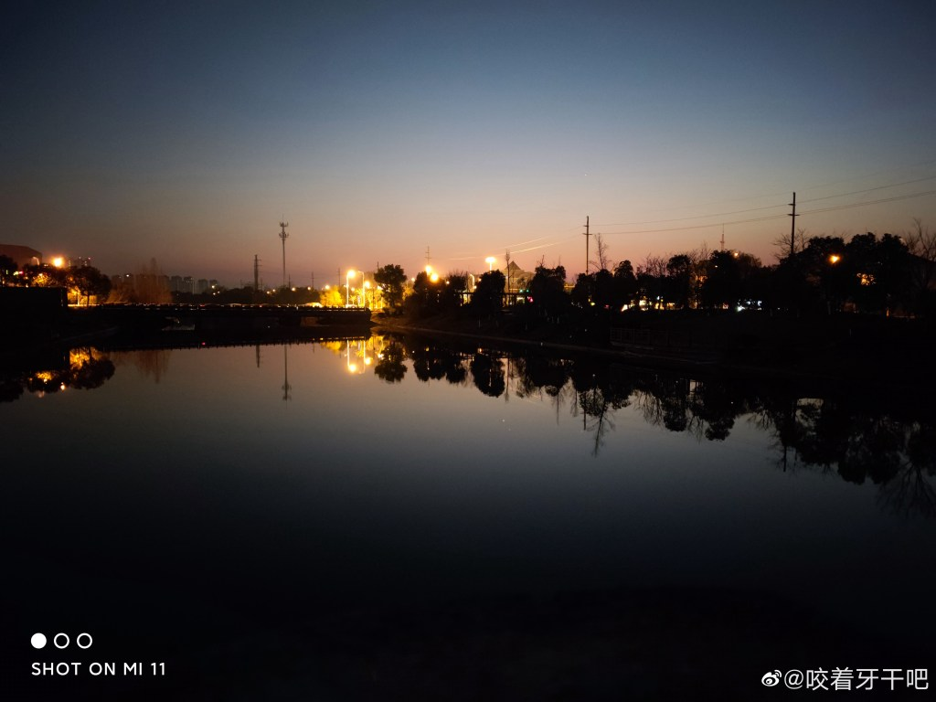 Xiaomi 11 Night Camera Samples
