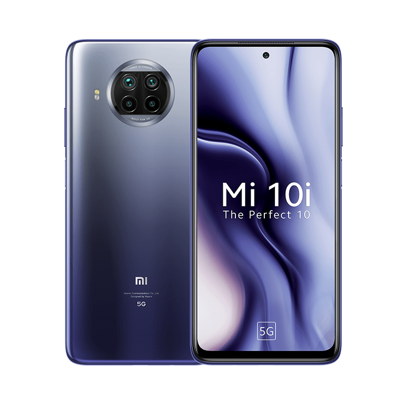 Mi 10i Atlantic Blue