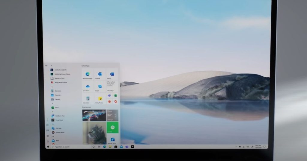 Microsoft shows a new design concept of Win10 application with rounded UI and new switch/slider options
