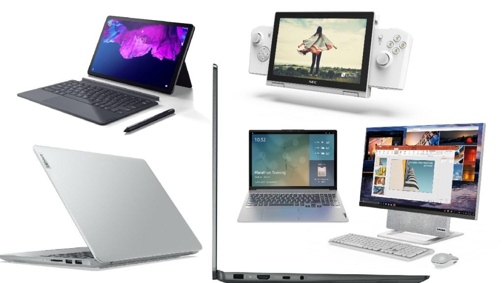 At Lenovo CES 2021 Unveiled Yoga AIO 7, IdeaPad 5 Pro/5i Pro/5G, Tab P11