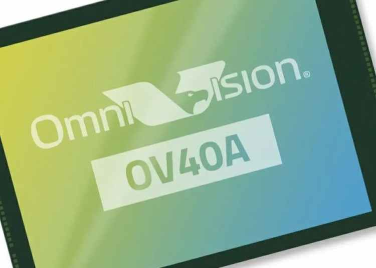 OmniVision OV40A Specifications and Features