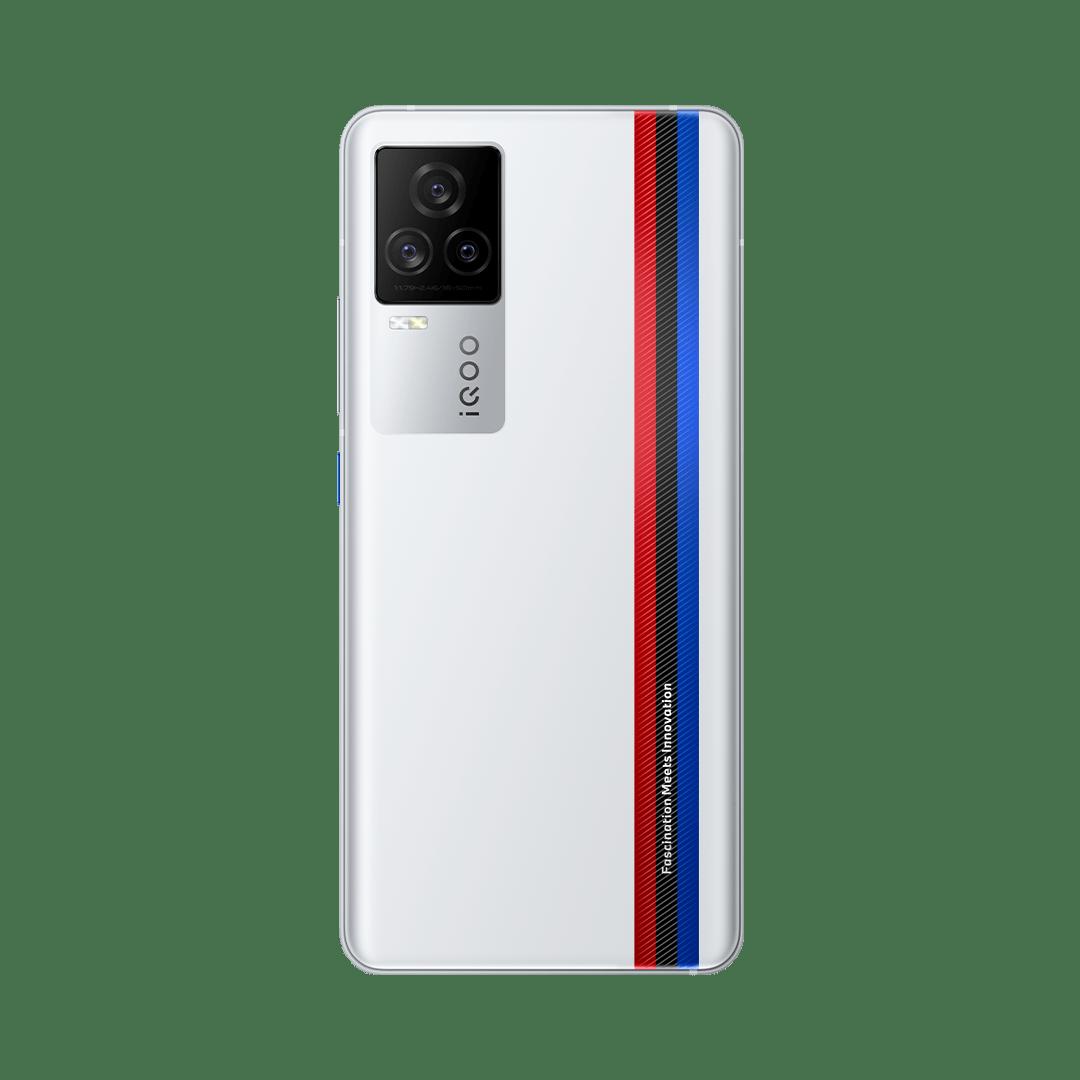 iQOO 7 Legendary Edition (White, BMW Motorsport)