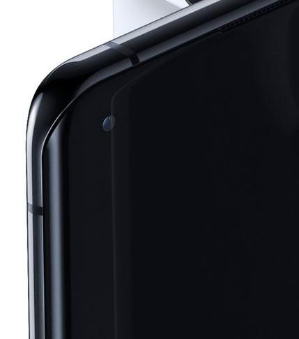 Oppo Find X3 Pro Front design