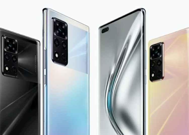 Honor V40 Camera and Display Specifications Detailed in Official HQ Poster