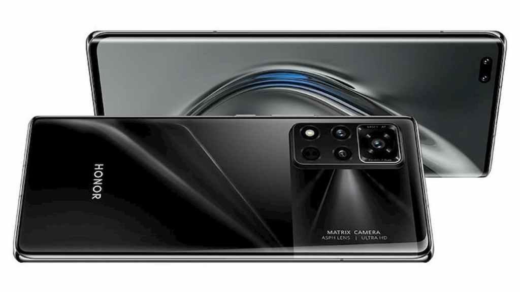 Honor V40 GPU Turbo X Graphics