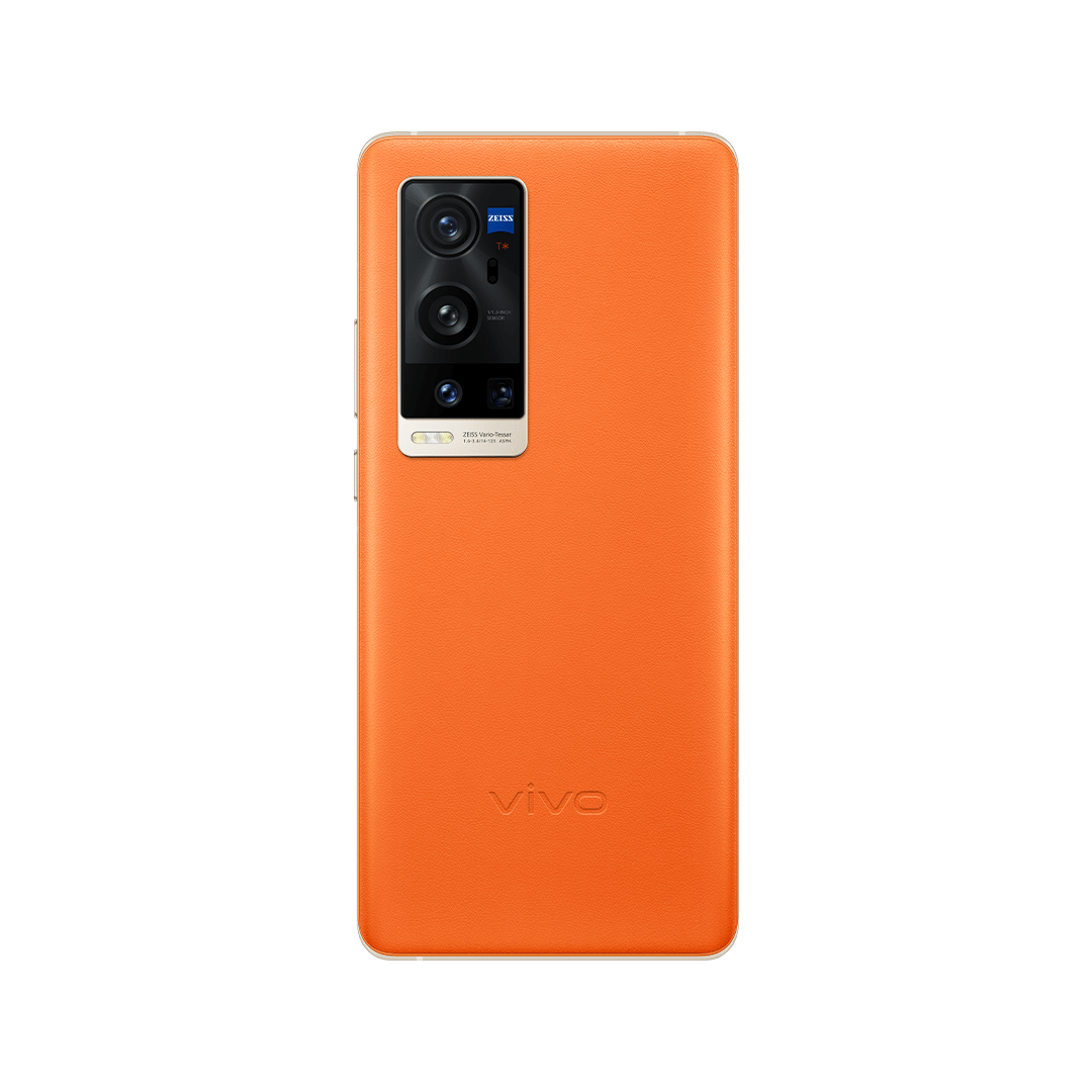 Vivo X60 Pro+ Classic Orange