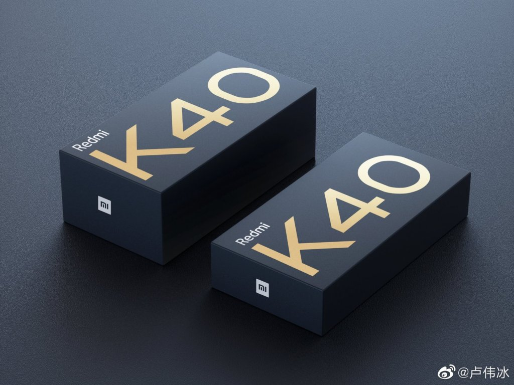 Redmi K40 Box