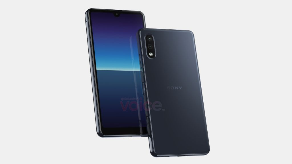 Sony Xperia Compact 2021 Rendering
