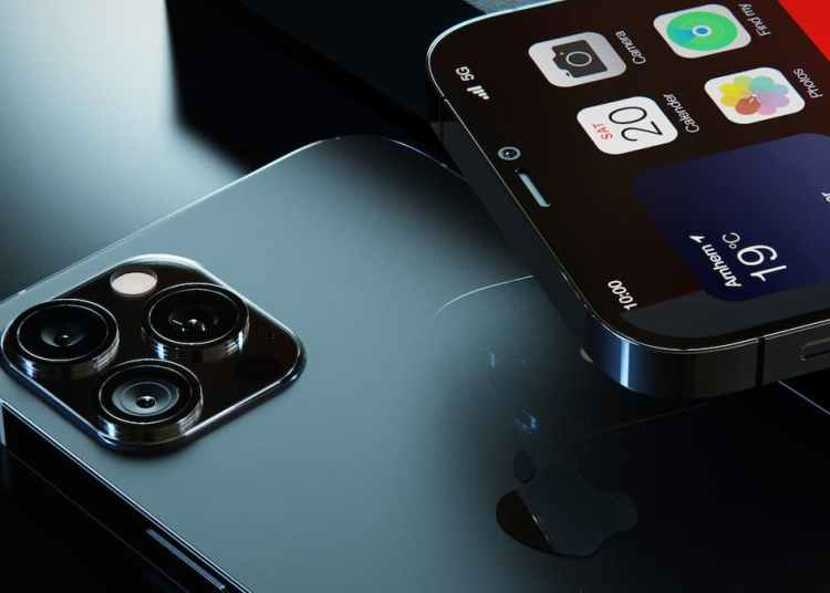 iPhone 12s Pro Rendering