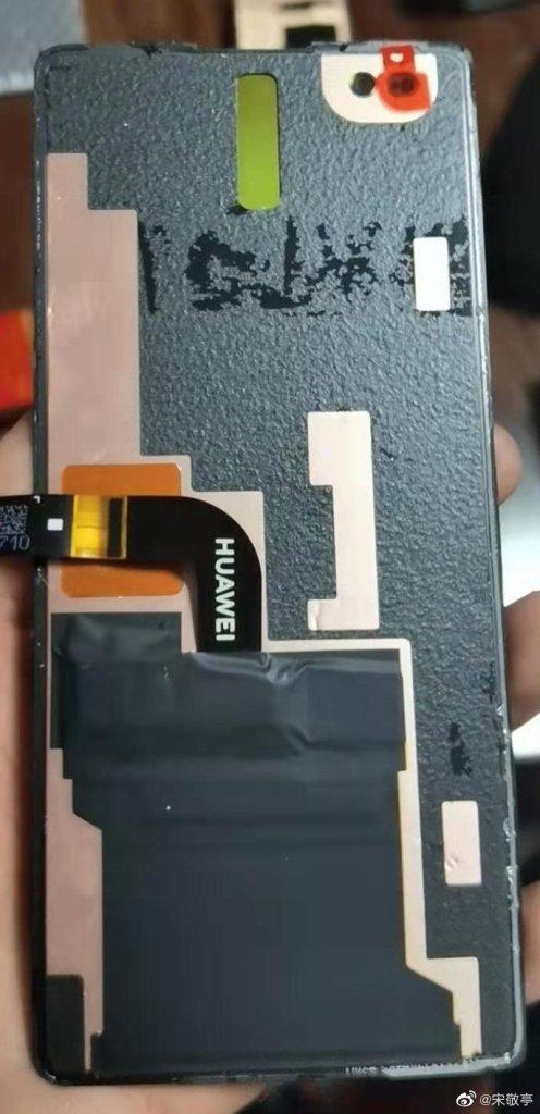 Suspected Huawei Mate X2 Prototype